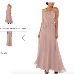 Veronica Bridesmaid or Prom Dress